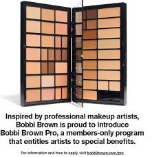 Professional Makeup Artist Supplies Bobbi Brown Pro Makeup Artist Palettes Tommy Beauty Pro