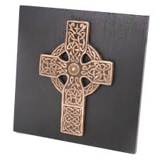 celtic cross wall hanging celtic cross plaque