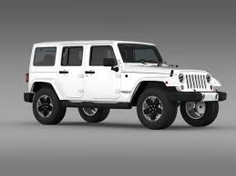 2012 unlimited jeep wrangler 3d model jeep wrangler unlimited altitude 2012 cgtrader