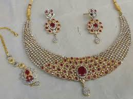 gold set in pakistan jewelry set jd002 send gifts to pakistan