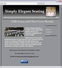 Simply Elegant Chair Covers Simply Elegant Seating Home