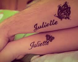 the 25 best couple name tattoos ideas on pinterest husband name
