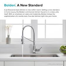 pro kitchen faucet 100 professional kitchen faucets home home decor semi