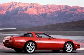 1996 corvette review 1991 96 chevrolet corvette consumer guide auto