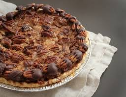 the bitten word thanksgiving 2016 german chocolate pecan pie