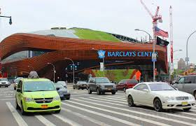 barclays center rolls out its new green roof inhabitat green