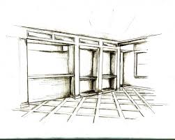 room sketch 1 by ryuujashin on deviantart corner of a room sketch