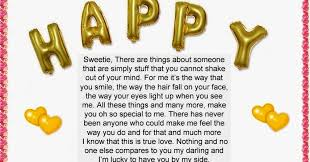 best romantic birthday letter for boyfriend melt u0027s heart
