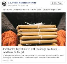 the u0027secret sister u0027 gift exchange exposed as an illegal pyramid