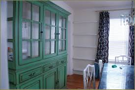 painted china cabinet before and after home design ideas exitallergy