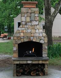 Outdoor Fireplace Standard Series Fireplaces Stone Age Manufacturing