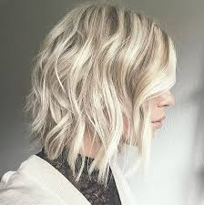angled curly bob haircut pictures 21 cute medium length bob hairstyles shoulder length haircut ideas