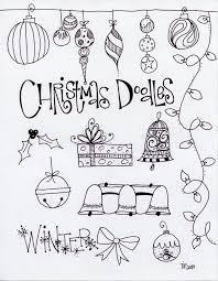 christmas drawings santa tags christmass drawings