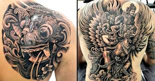 master tattoo indonesia you won t have holiday tattoo regret if you see pa udy on your next