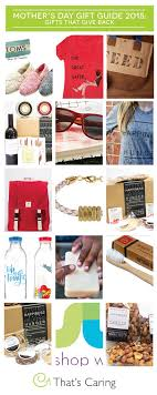 s day 2015 15 s day gift ideas that give back