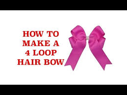 how to make girl bows how to make a hair bow for how to make hair bows with