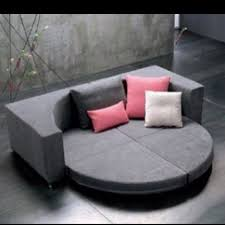 round sectional sofa excellent round sectional sofa bed 8 elegant with ottoman leather