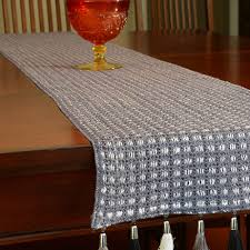 Table Runners For Dining Room Table by Formal Dining Room Table Runner With Tassel Trim Constance