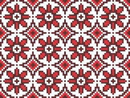 ukraine pattern vector ukraine style fabric ornaments vector graphics 13 vector pattern