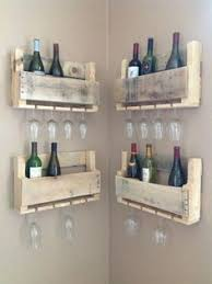 in six quick steps you can make the perfect wine glass rack to