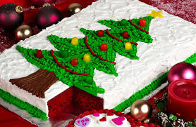 Decorating Cake Dummies Christmas Tree Cake Dummies