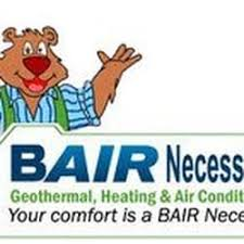 bair necessities heating air conditioning hvac 763 route 3 n