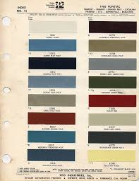 pontiac paint chips