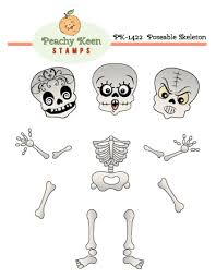 poseable skeleton pk 1422 poseable skeleton peachy keen sts home of the original