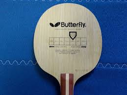butterfly table tennis paddles best butterfly primorac 30551 primorac fl table tennis blade