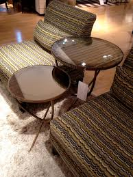 crate and barrel accent tables crate barrel say what