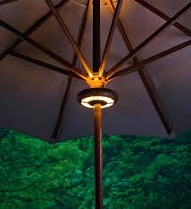Lighted Patio Umbrella Lighted Outdoor Umbrella Patio Umbrella Lights Ideas Patio Sonoma