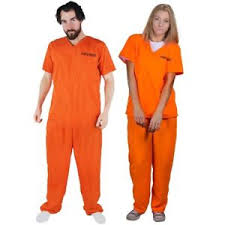 his and hers costumes couples prisoner costumes convict fancy dress his