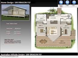 american hillside house plans pole homes house plans hillside
