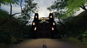 Jurassic Park Map Ze Jurassic Park Story V1 Counter Strike Source U003e Maps U003e Zombie