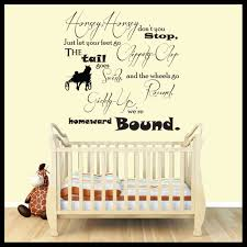 Nursery Rhyme Wall Decals Nursery Rhyme Wall Stickers Quotes Wall Decals Wall Graphics