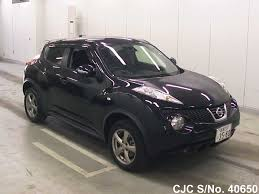 nissan juke used cars for sale 2011 nissan juke black for sale stock no 40650 japanese used
