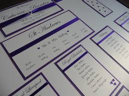 things to plan for a wedding ivory purple landscape heart theme wedding table plan wedding