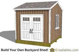 backyard shed blueprints 12x10 shed plans 12x10 backyard shed plans icreatables