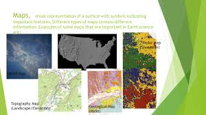 Different Types Of Maps 2 3 Modeling Earth U0027s Surface Fall Semester Ppt Download