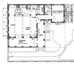 allison ramsey floor plans charleston sideyard house idea time to build