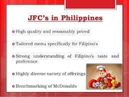 resume for part time job in jollibee foods jollibee food corporation