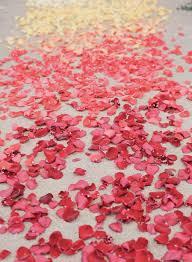 Silk Rose Petals 18 Best Silk Rose Petals On Wedding Images On Pinterest Silk