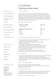 teacher sample resume lukex co