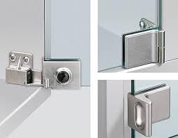 glass cabinet door hardware glass door hinges do it yourself hettich