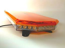 warning light bar amber amber warning lights for vehicles led lightbar led minibar