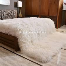 Lamb Skin Rugs Real Sheepskin Fabric Real Sheepskin Fabric Suppliers And