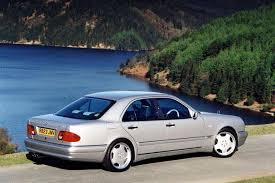2002 mercedes e class mercedes e class 1995 2002 used car review car review