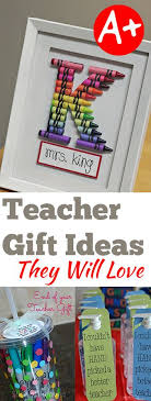 gift for of the best 25 gift ideas for teachers ideas on