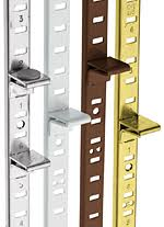 Adjustable Bookcase Strips Woodworker Com Hardware Shelf And Support