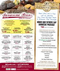 ib foods iavarone brothers weekly specials 6 15 17 thru 6 21 17